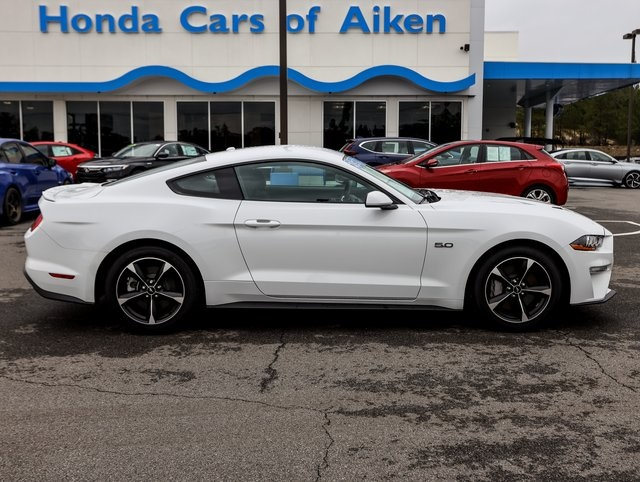 Pre-Owned 2019 Ford Mustang GT RWD 2D Coupe
