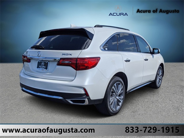 Pre-Owned 2017 Acura MDX 3.5L FWD 4D Sport Utility