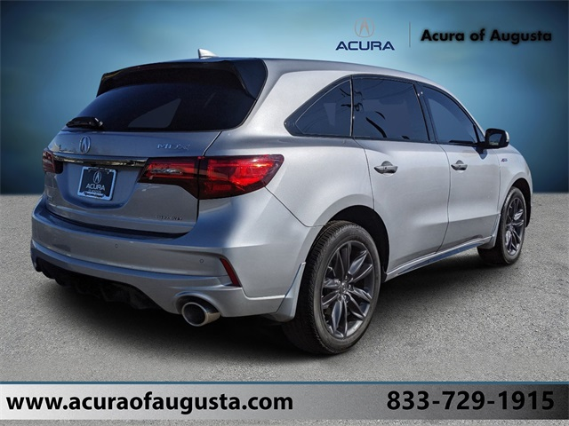 Pre-Owned 2019 Acura MDX 3.5L Technology Pkg w/A-Spec Pkg AWD 4D Sport Utility