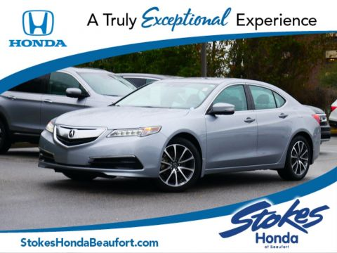 Pre-Owned 2017 Acura TLX 3.5L V6 FWD 4D Sedan
