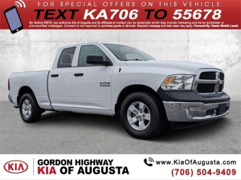 Pre-Owned 2017 Ram 1500 Tradesman RWD 4D Extended Cab