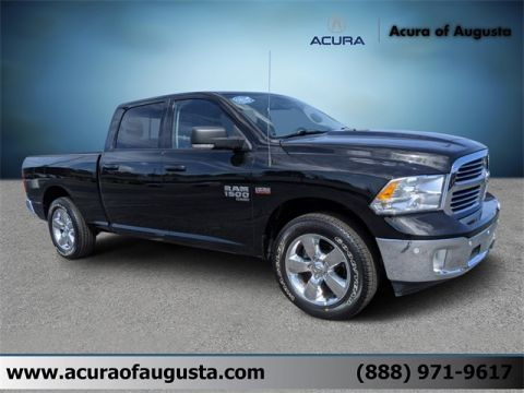 Pre-Owned 2019 Ram 1500 Classic Big Horn RWD 4D Crew Cab