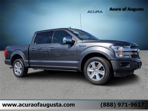 Pre-Owned 2019 Ford F-150 Platinum RWD 4D SuperCrew
