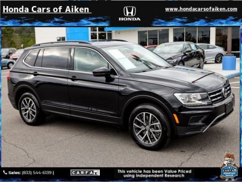 Pre-Owned 2019 Volkswagen Tiguan AWD 4D Sport Utility
