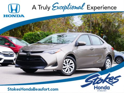 Pre-Owned 2019 Toyota Corolla L FWD 4D Sedan