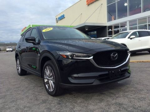 Pre-Owned 2019 Mazda CX-5 Grand Touring AWD 4D Sport Utility