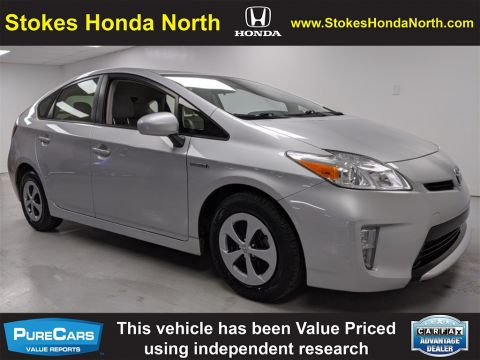 Pre-Owned 2015 Toyota Prius Three FWD 5D Hatchback