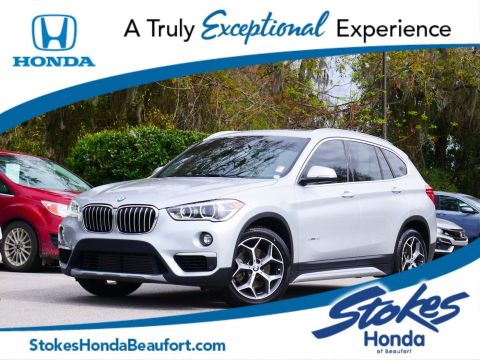 Pre-Owned 2017 BMW X1 sDrive28i FWD 4D Sport Utility