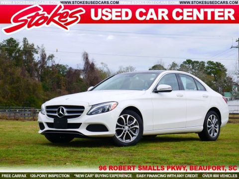 Pre-Owned 2017 Mercedes-Benz C-Class C 300 4MATIC® 4D Sedan